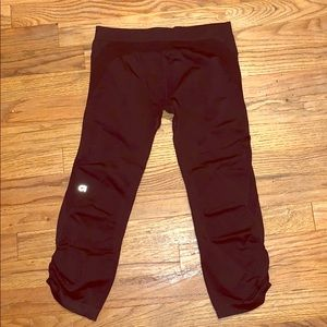 Gap medium cropped tights - maybe worn once